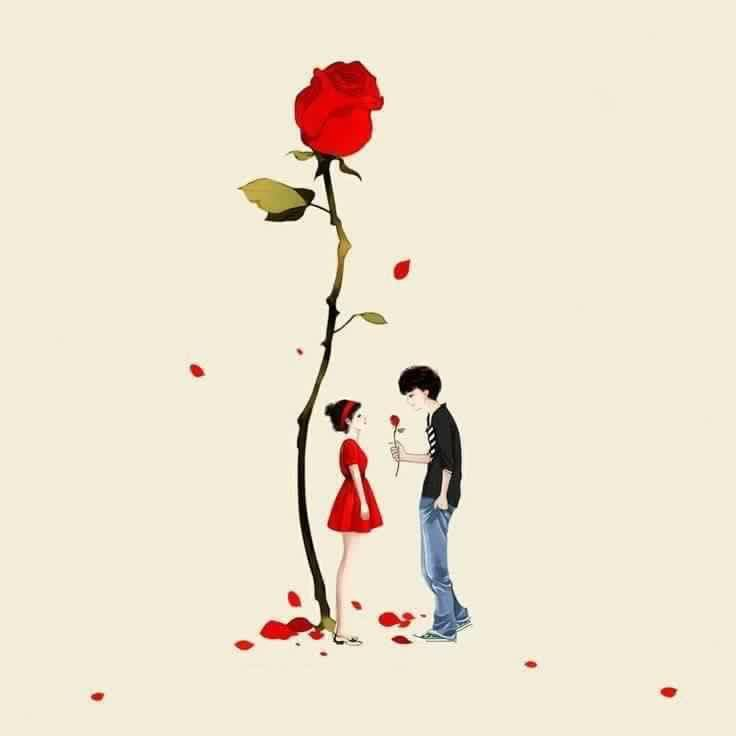بالصور اجمل صور حب رومانسيه , بتحب الرومانسيه اليكي بعض الصور بكلمات تعبر عن عشقك 5336 9
