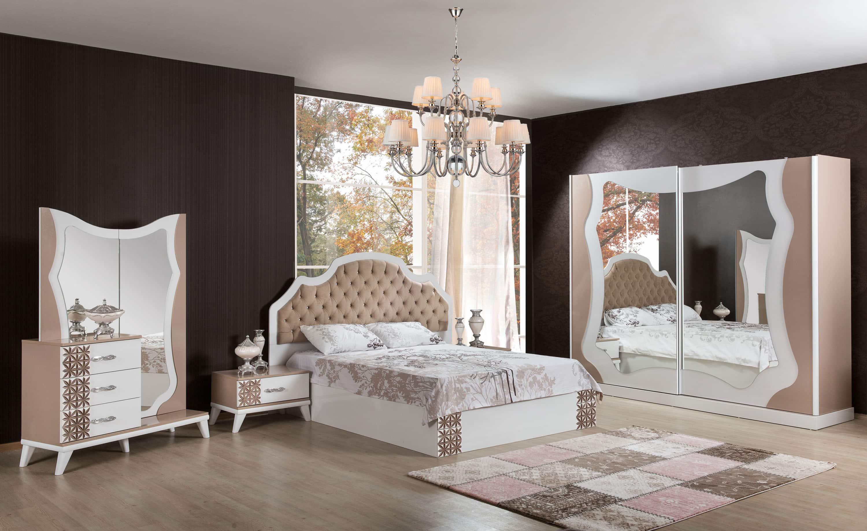 صورة صور غرف نوم 2019 , احدث استايل لغرف نوم العروسين