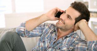 صور كيف تجعل الفتاة تحبك عبر الهاتف , تعرف علي طرق تجعل البنت تعشقك من التليفون