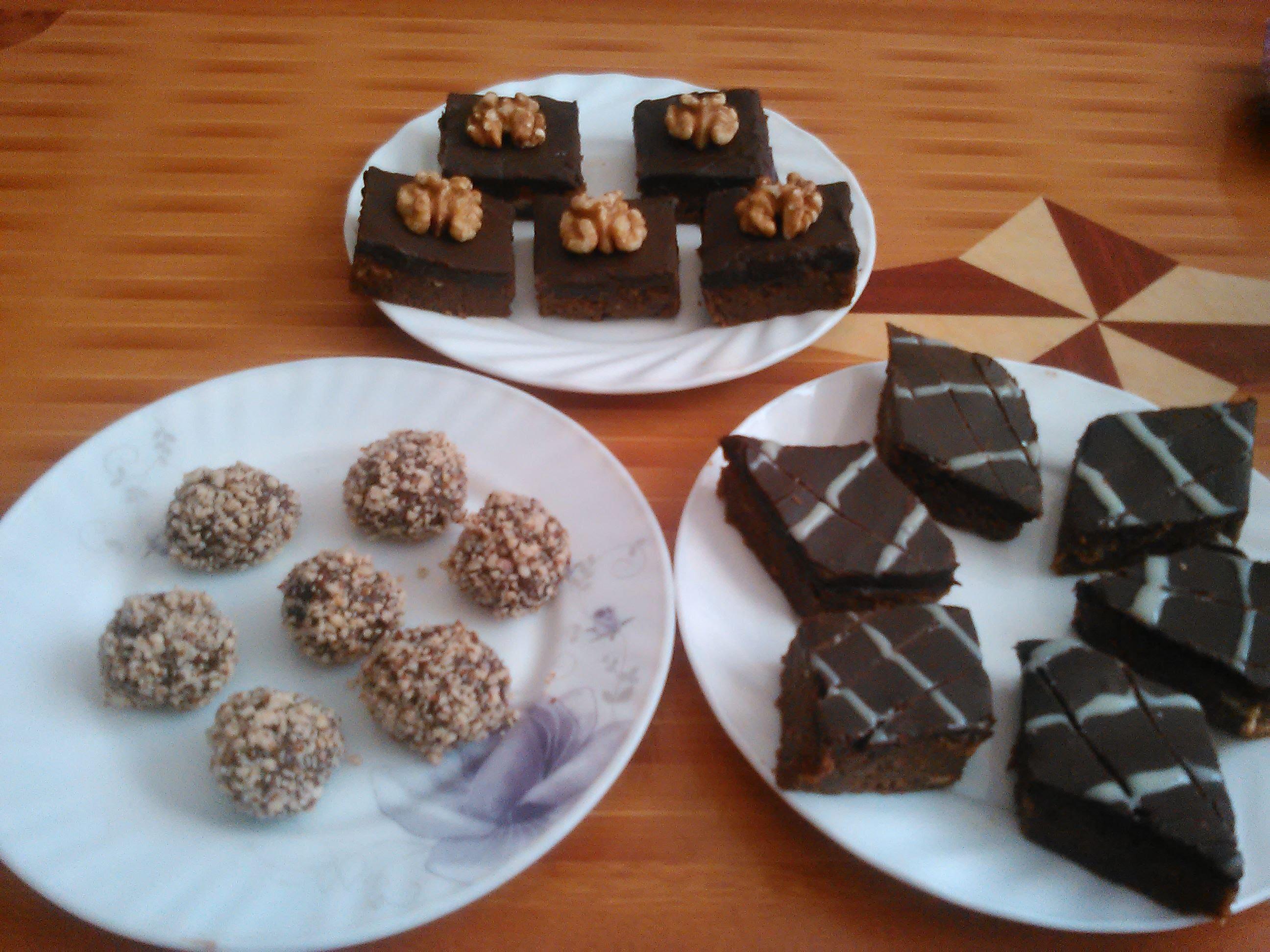 بالصور حلويات سهلة واقتصادية بدون فرن , اسهل حلويات بدون فرن 5418 2