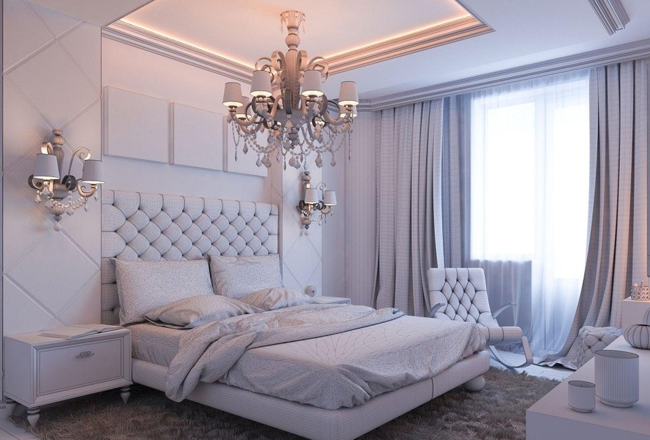 صورة ديكورات جبس غرف نوم , احدث تصاميم الجبس لغرف النوم