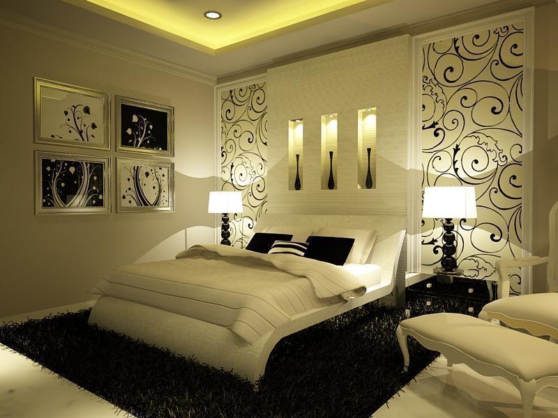 بالصور ديكورات غرف النوم الرئيسية , تصاميم غرف نوم رئيسية روعة 5469 1