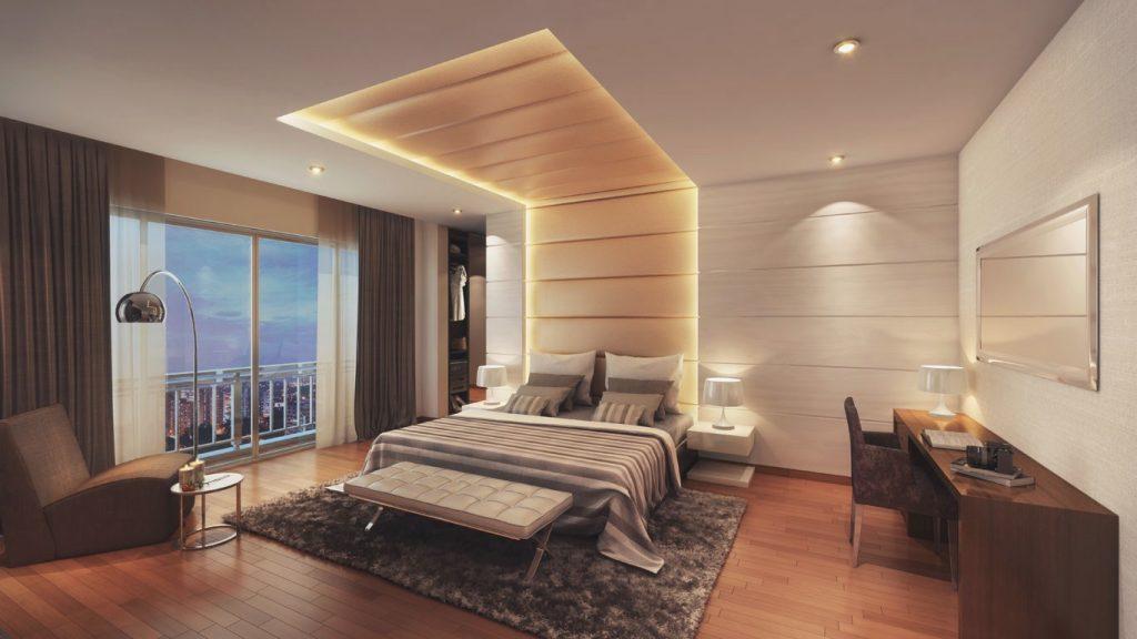 بالصور ديكورات غرف النوم الرئيسية , تصاميم غرف نوم رئيسية روعة 5469 11