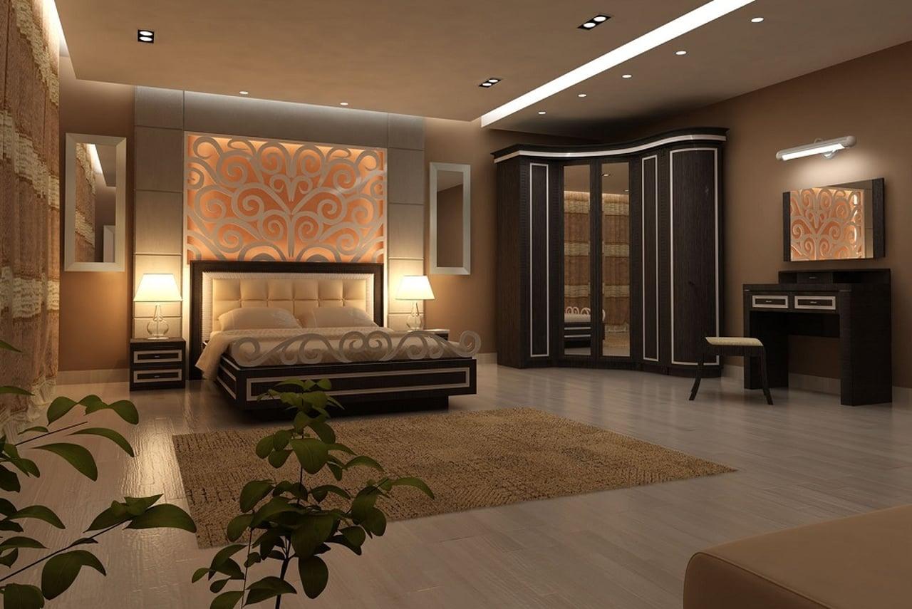 بالصور ديكورات غرف النوم الرئيسية , تصاميم غرف نوم رئيسية روعة 5469 7
