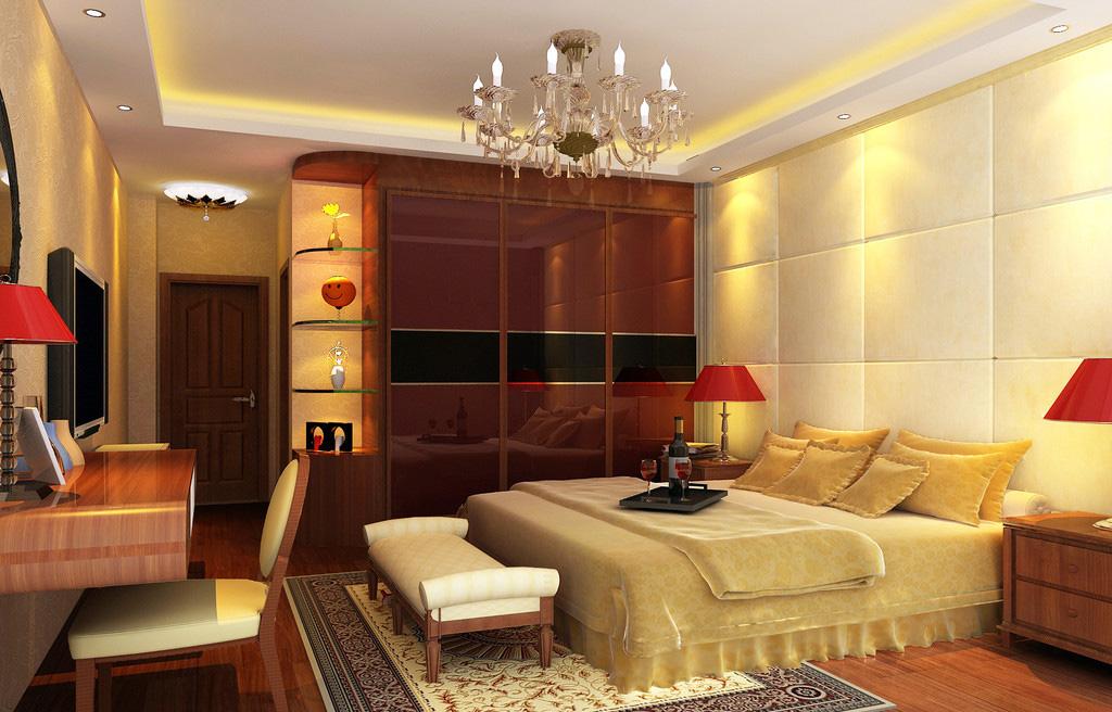 بالصور ديكورات غرف النوم الرئيسية , تصاميم غرف نوم رئيسية روعة 5469 9