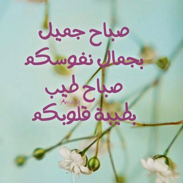 صور كلمات صباحيه , اجمل العبارات الصباحية