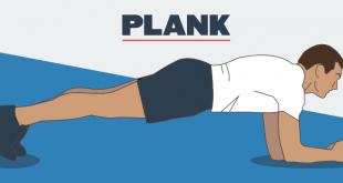 بالصور تمرين البلانك , كيفية اداء تمارين البلانك لتقوية عضلات البطن 5700 1 310x165