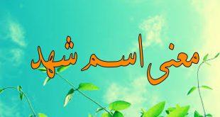ما معنى اسم شهد , صفات ومعاني اسماء بنات