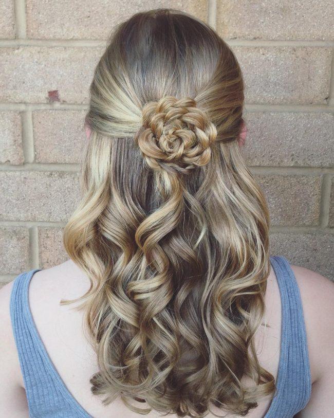 تسريحات شعر بنات كبار اجمل