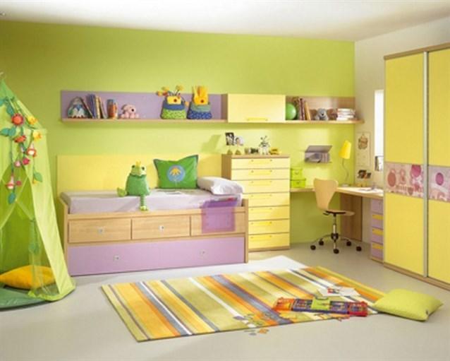 بالصور الوان غرف نوم اطفال , اجدد الوان وتصاميم غرفه نوم طفلك 151 3