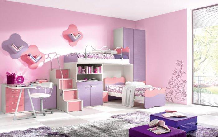 بالصور الوان غرف نوم اطفال , اجدد الوان وتصاميم غرفه نوم طفلك 151 8