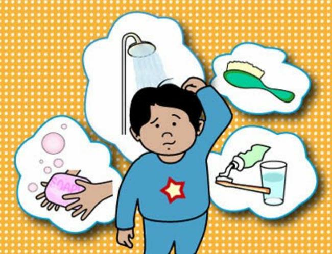 صورة تعبير عن النظافة , موضوع تعبير عن النظافه في الاسلام 186 2