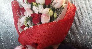 بوكيه ورد كبير , اروع باقات الورود الكبيره الجذابه