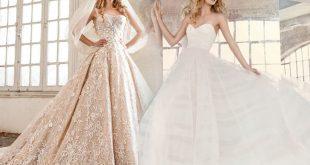 بالصور فساتين عرايس فخمه , تصاميم شيك جدا لفستان ليلة العمر 247 11 310x165