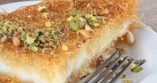 بالصور وصفات حلويات منال العالم , طريقة عمل حلويات الشيف منال العالم 266 3 310x165