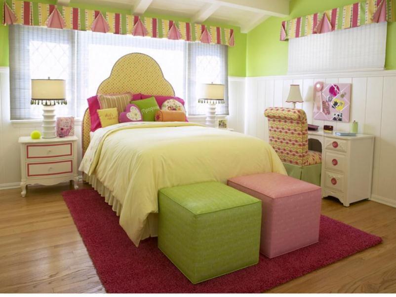 بالصور غرف نوم بنات اطفال , اوضة بنات صغيرين للنوم 2948 10