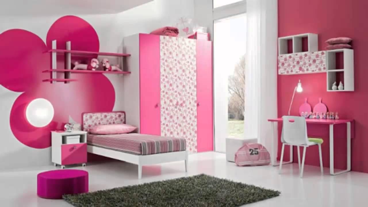 بالصور غرف نوم بنات اطفال , اوضة بنات صغيرين للنوم 2948 11