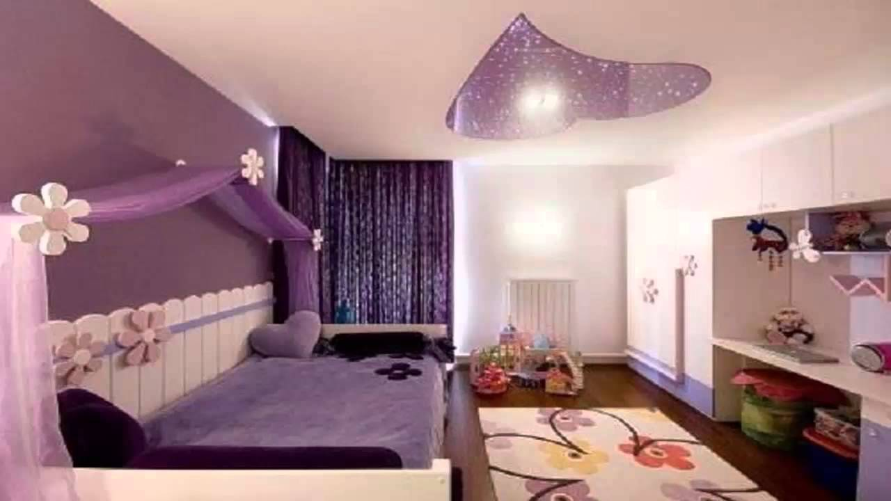 بالصور غرف نوم بنات اطفال , اوضة بنات صغيرين للنوم 2948 7