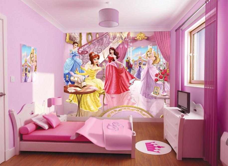 بالصور غرف نوم بنات اطفال , اوضة بنات صغيرين للنوم 2948 9