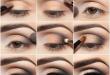 صور مكياج عيون بسيط , اجمل ميك اب للعيون بشكل بسيط وسهل