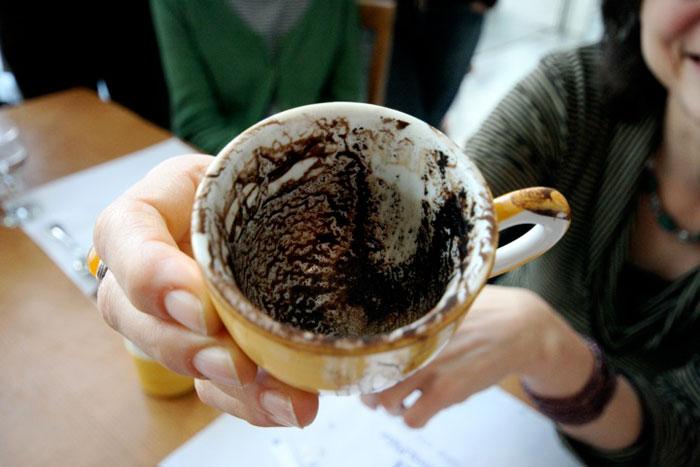 صور رموز الفنجان , تعلم طريقة قراءة الفنجان
