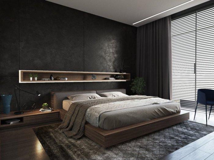 بالصور غرف نوم مودرن 2019 , اجدد الديكورات الجميلة في غرف النوم 320 2
