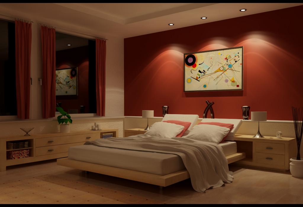 بالصور اصباغ غرف نوم , الوان جديدة لغرف النوم المودرن 2019 334 8