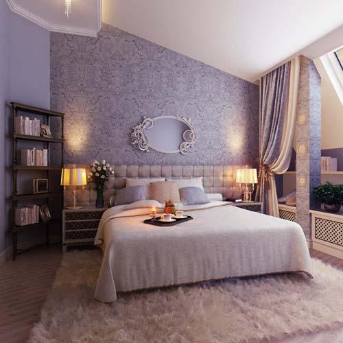 صورة اصباغ غرف نوم , الوان جديدة لغرف النوم المودرن 2019