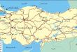 بالصور خريطة تركيا بالعربي , تعرف على دول تركيا بالعربي 340 3 110x75