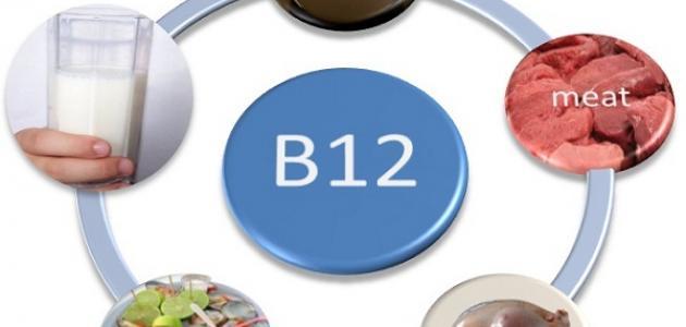 بالصور ما هو فيتامين b12 , فائدة فيتامين b12 والاطعمة التي يوجد فيها 376 2