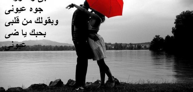 صورة كلام في الحب والغرام , كلمات حلوة ورقيقة في الحب