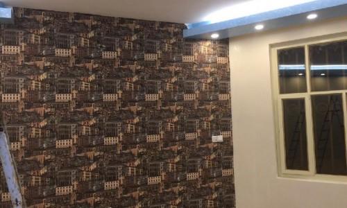 بالصور تغليف جدران , الوان جدران جديدة وحلوة 421 9