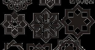 صورة زخرفة هندسية , زخارف هندسية في غاية الروعة من الفن الاسلامي