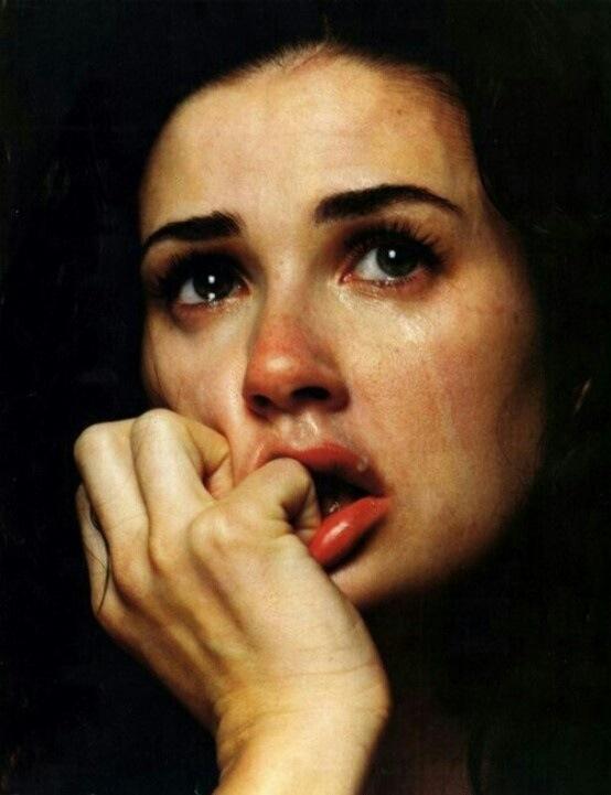 بالصور صور بنت حزينه , صور بنت تبكى من الحزن 4790 4