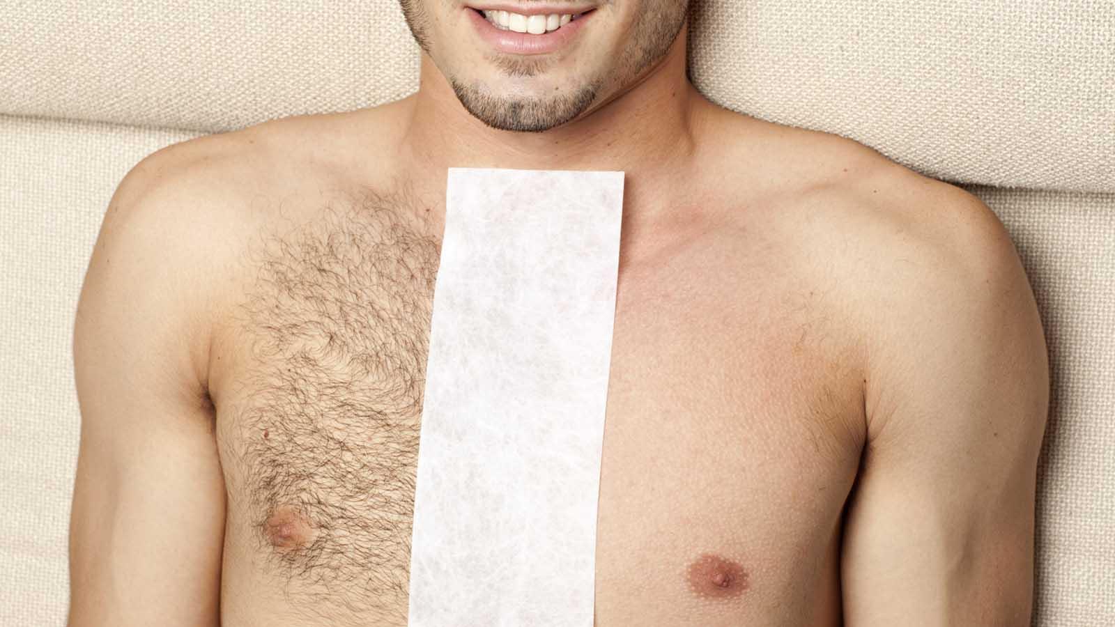 بالصور طريقة حلق شعر الدبر للرجل بالصور , طريقة سهلة للتخلص من شعر الجسد عند الرجال 521 8