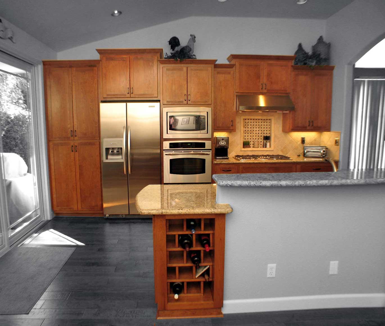 مطابخ امريكية , احدث استايلات 2021 للمطبخ الامريكي المفتوح