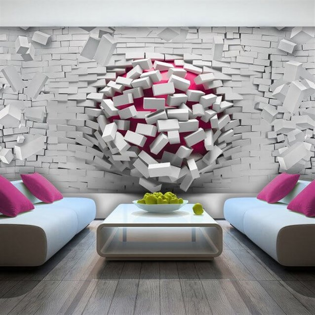 بالصور صور ورق جدران , ورق حائط متعدد الالوان وجديد 2019 564 10