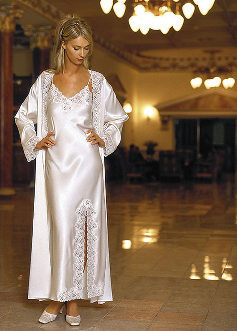 صور قمصان نوم للعرايس , لاجمل عروسه تابعي اجمل موديلات قمصان للنوم