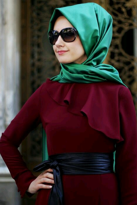 بالصور صور بنت محجبه , اجمل بنت حلوة ومحجبة 2019 572 10