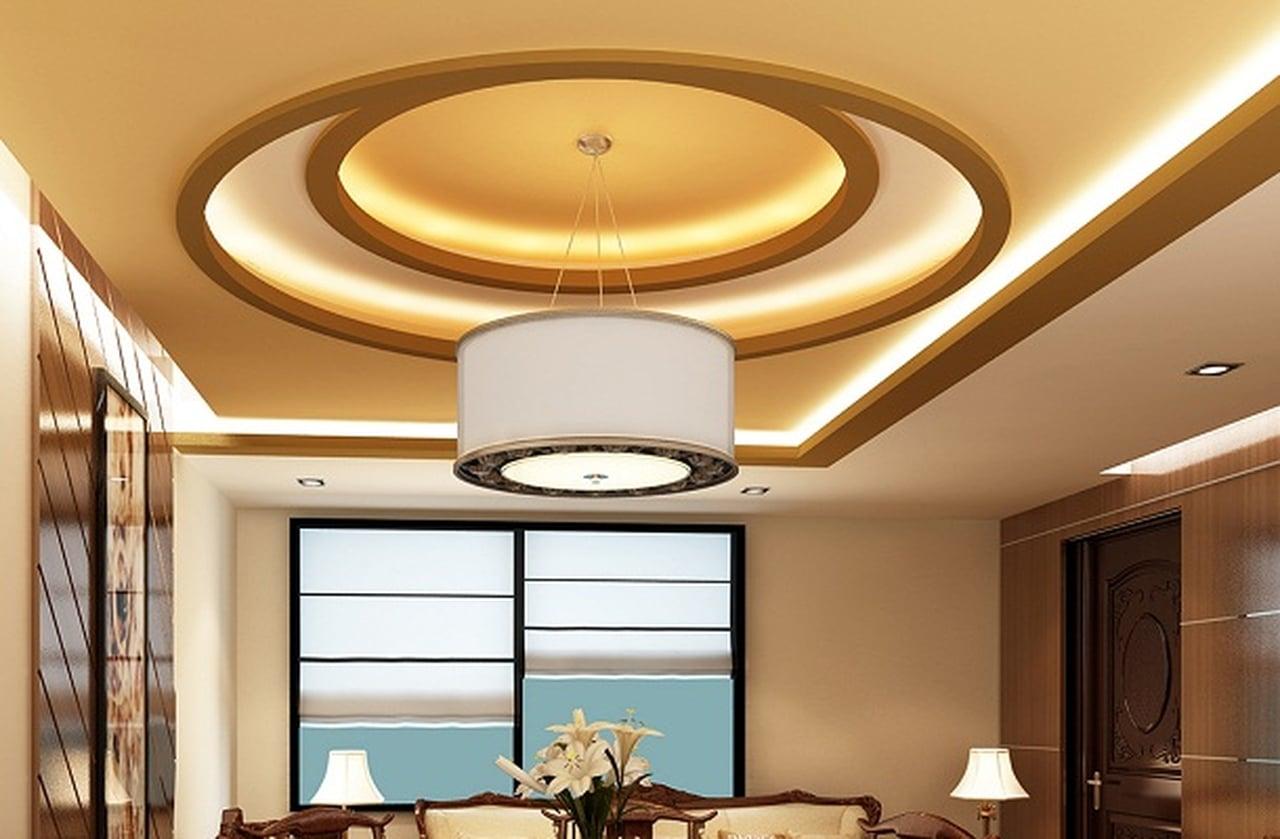 بالصور جبس ديكور , اجمل تصاميم ديكورات جبسيه لاسقف منزلك 576 11