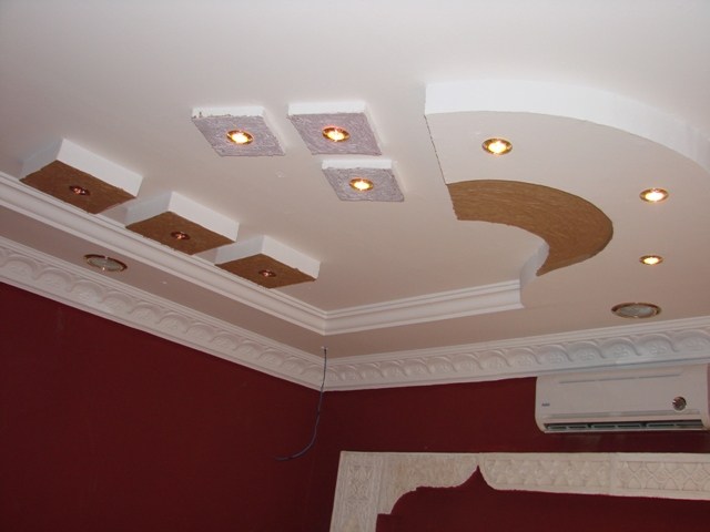 بالصور جبس ديكور , اجمل تصاميم ديكورات جبسيه لاسقف منزلك 576 2