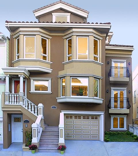 بالصور منزل فخم , منازل فخمة وحديثة وشكلها رائع على مستوى العالم 604 12