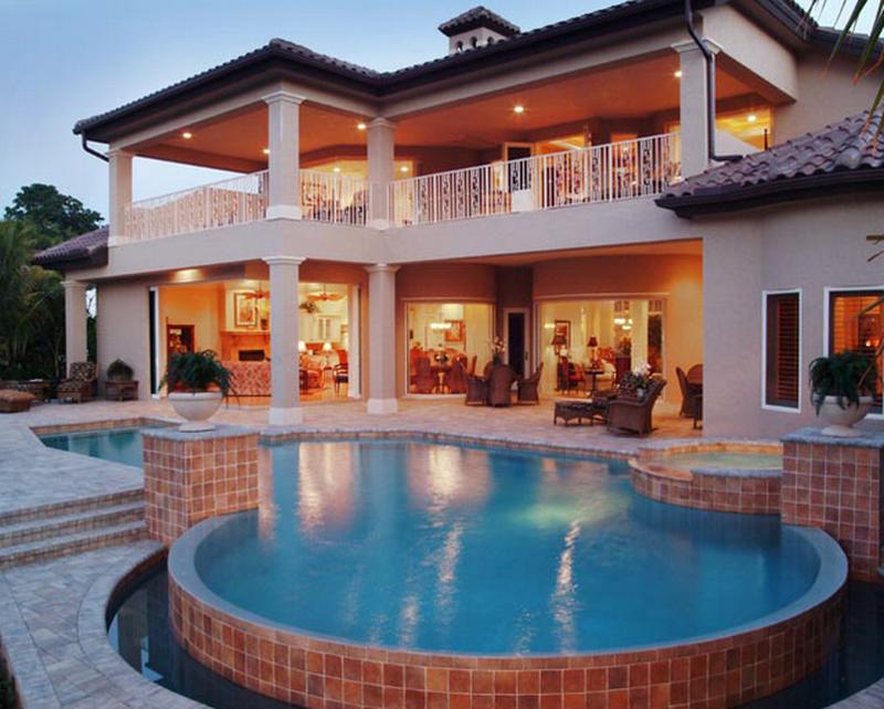 بالصور منزل فخم , منازل فخمة وحديثة وشكلها رائع على مستوى العالم 604 5