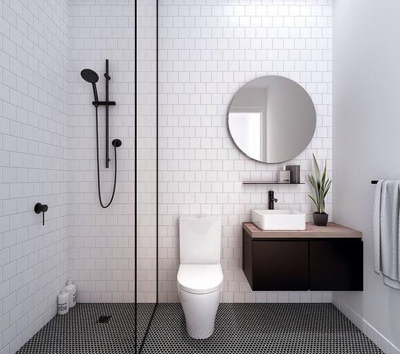 بالصور حمامات مودرن , ديكورات حمامات جميلة 2019 633 10