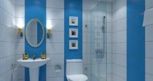 صور حمامات مودرن , ديكورات حمامات جميلة 2019