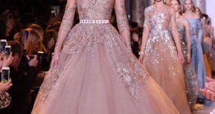 بالصور فساتين فخمه , احدث التصميمات لفساتين رائعة 5199 12 310x165