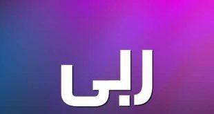 معنى اسم ربى , معنى ربى فى اللغة العربية