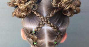 بالصور تساريح اطفال , قصات شعر جميلة للاطفال 1986 12 310x165