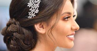 صور تسريحه عروس , قصات شعر للعرائس