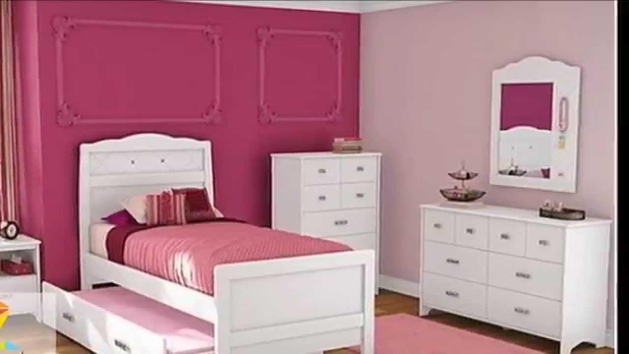 بالصور ديكورات غرف نوم بنات , تصميمات حديثة لغرف نوم بنات 2576 3